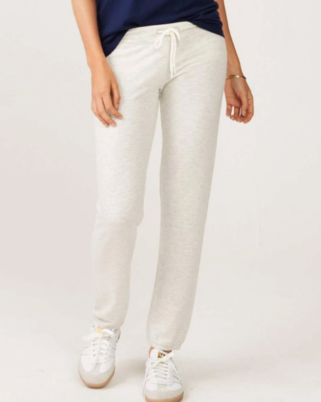 Supersoft Drawstring Sweats in Ash