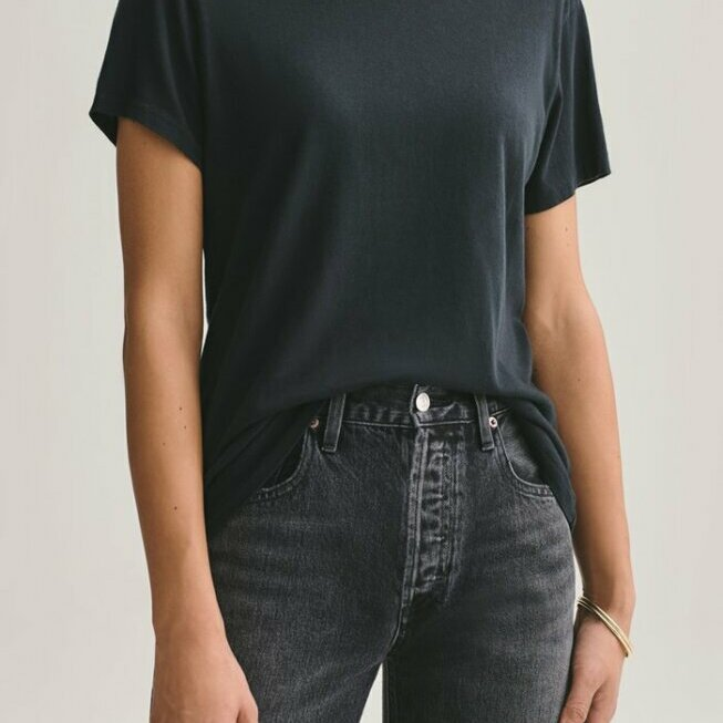 Mariam Classic Fit Tee in Nocturne