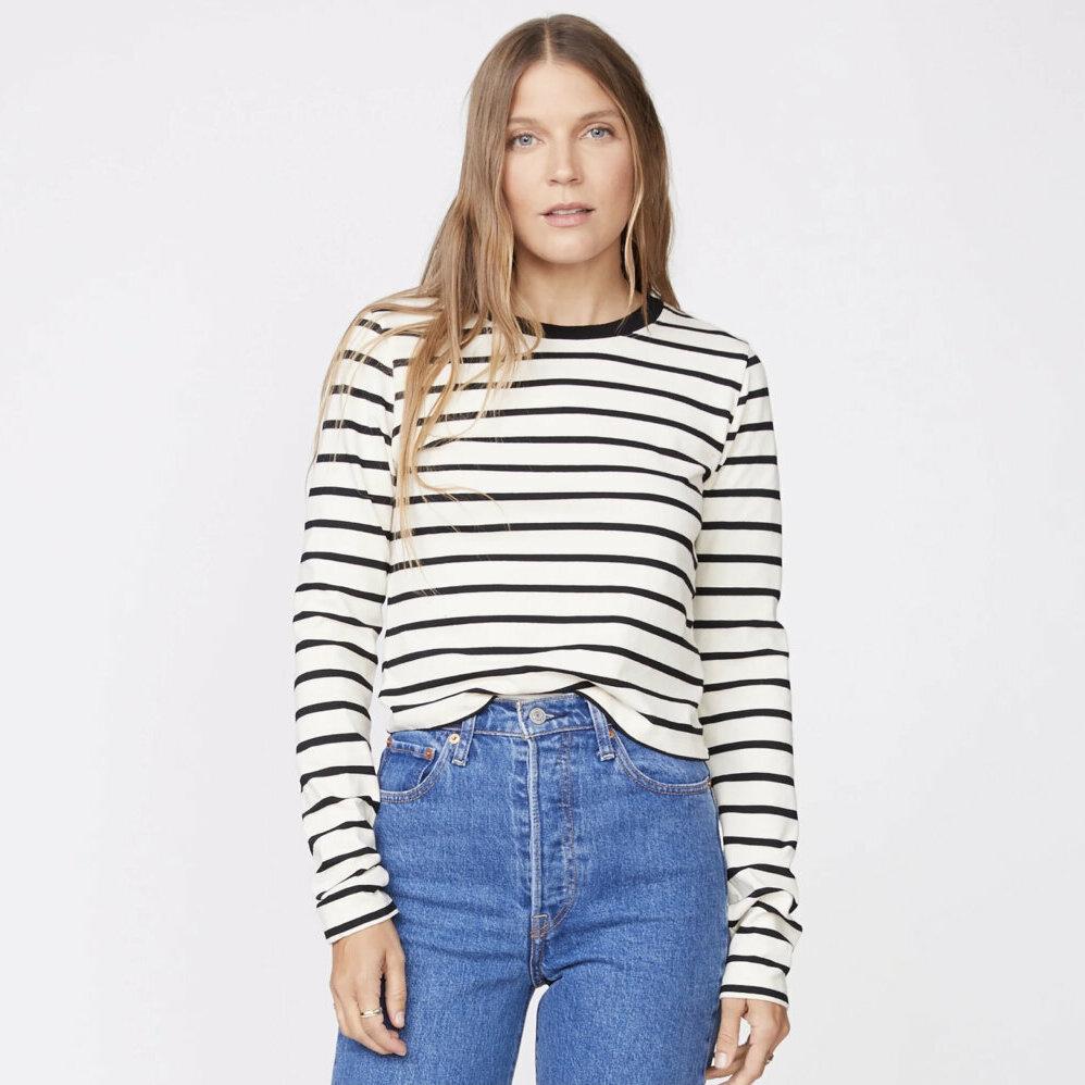 Mon-StripeLongSleeve