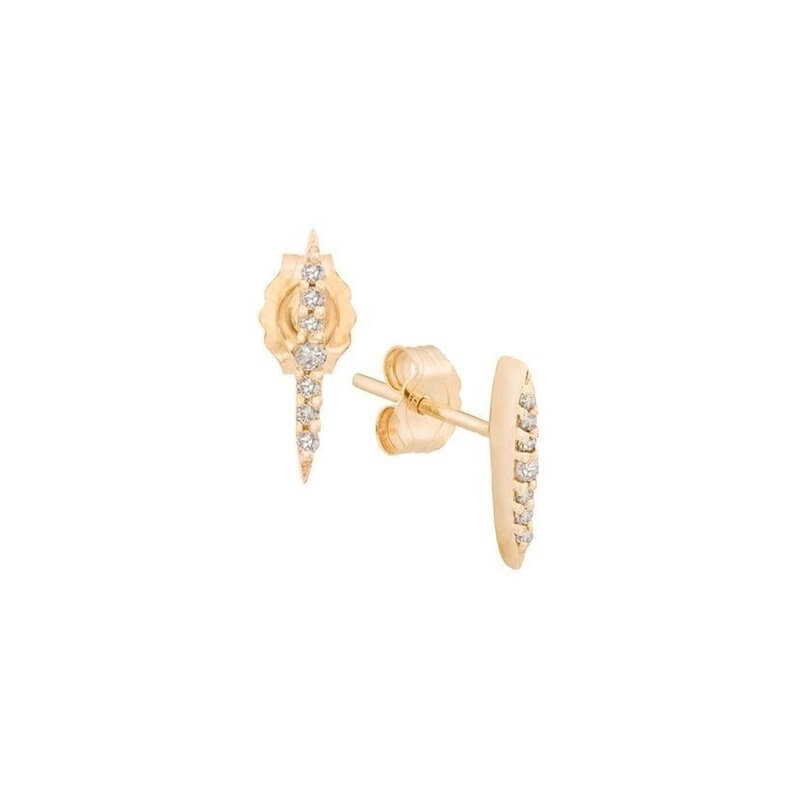 Small Sunbeam Earrings