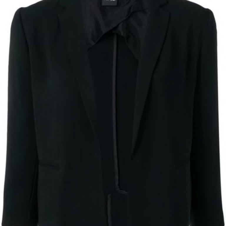 Relaxed Blazer Jacket