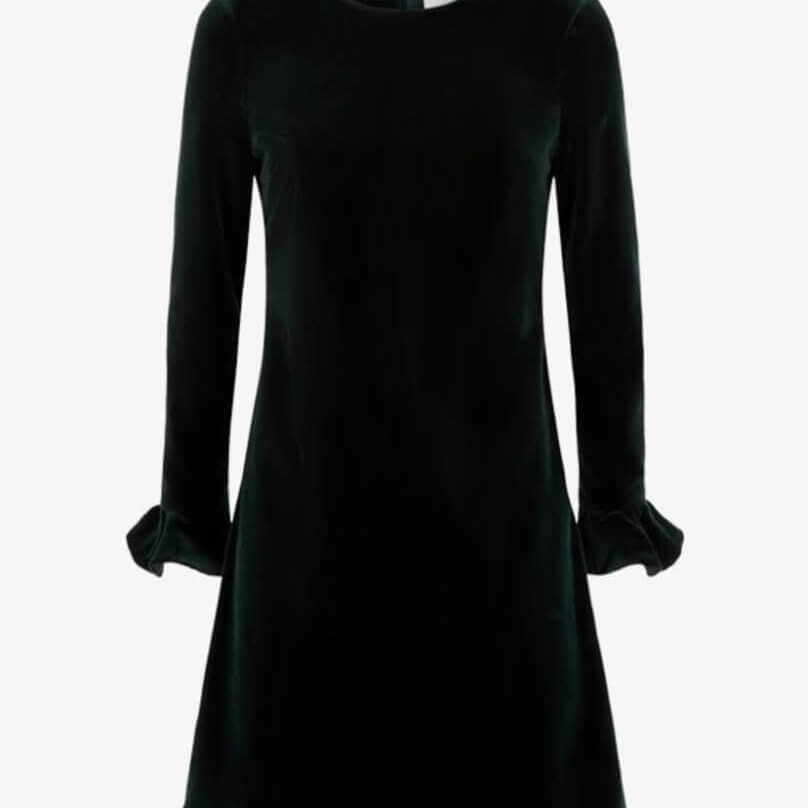 Isla Velvet Tunic Dress