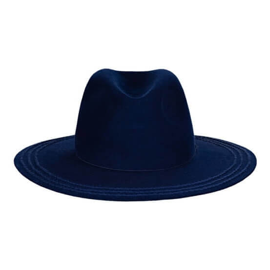 Telluride Cashmere Hat in Navy