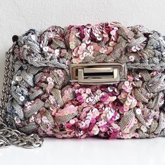 Nana Handbag in Pink