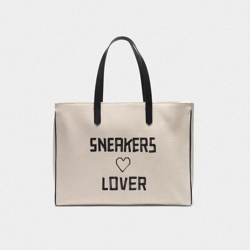 Sneakers Lovers East-West Bag