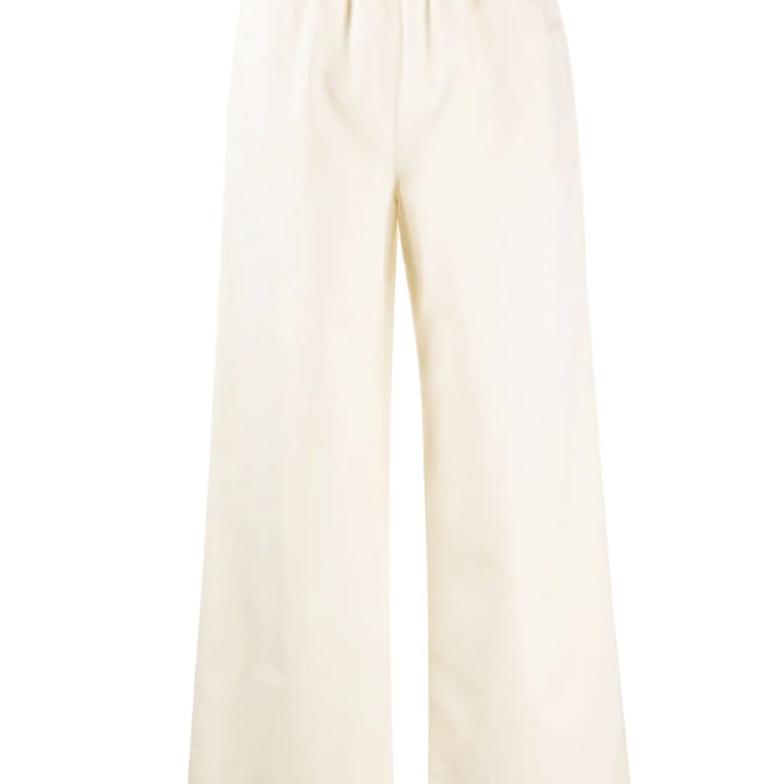 Cotton Poplin Pant