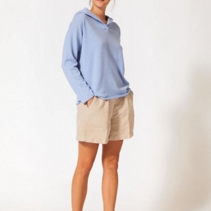 """""""Penny"""" Cashmere Pullover"""