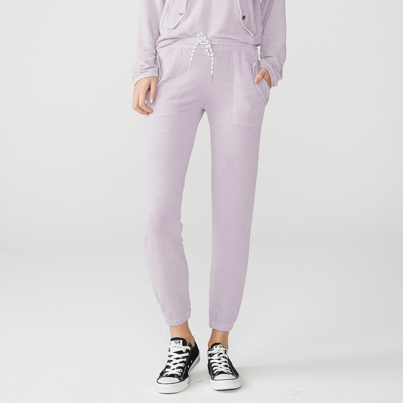 Supersoft Sporty Sweats in Lilac