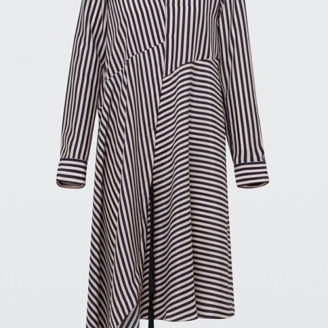 Stripe Sensation Dress