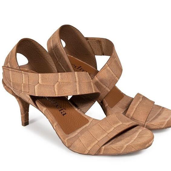 West Croc Sandal