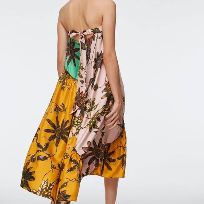 Powerful Flora Dress