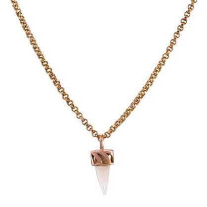 Jali Shark Tooth Pendant