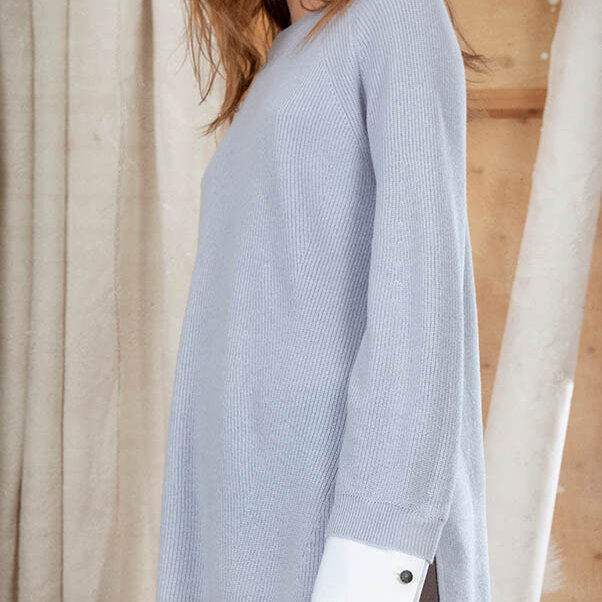 Tonet Perry Winkle Cuff Sweater